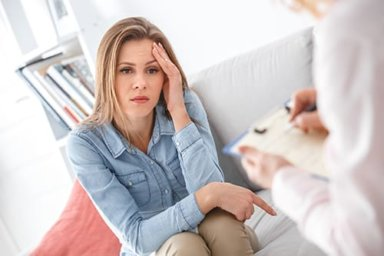 woman searching for an alternative to 12 step programs